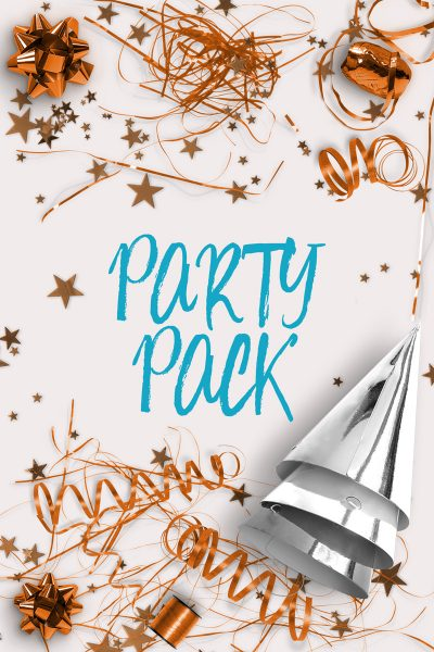 Monthly Party Pack