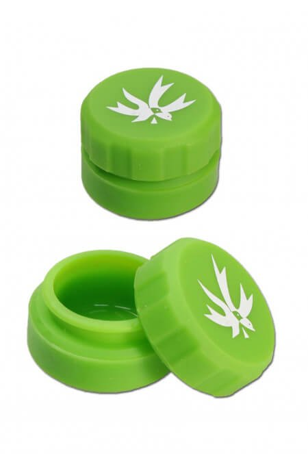 Piece Maker Silicone dab container