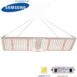 SAMSUNG 220W Quantum Board Led Grow Light